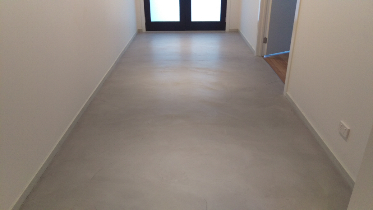 Concrete Overlay Flooring : Specify concrete overlay flooring how to for