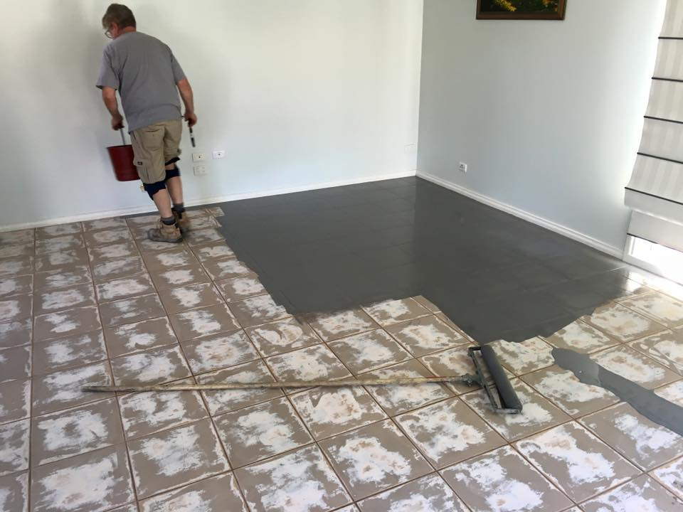 Ecoflor Polished Concrete Floor Repair Treatment Only 2mm Thick